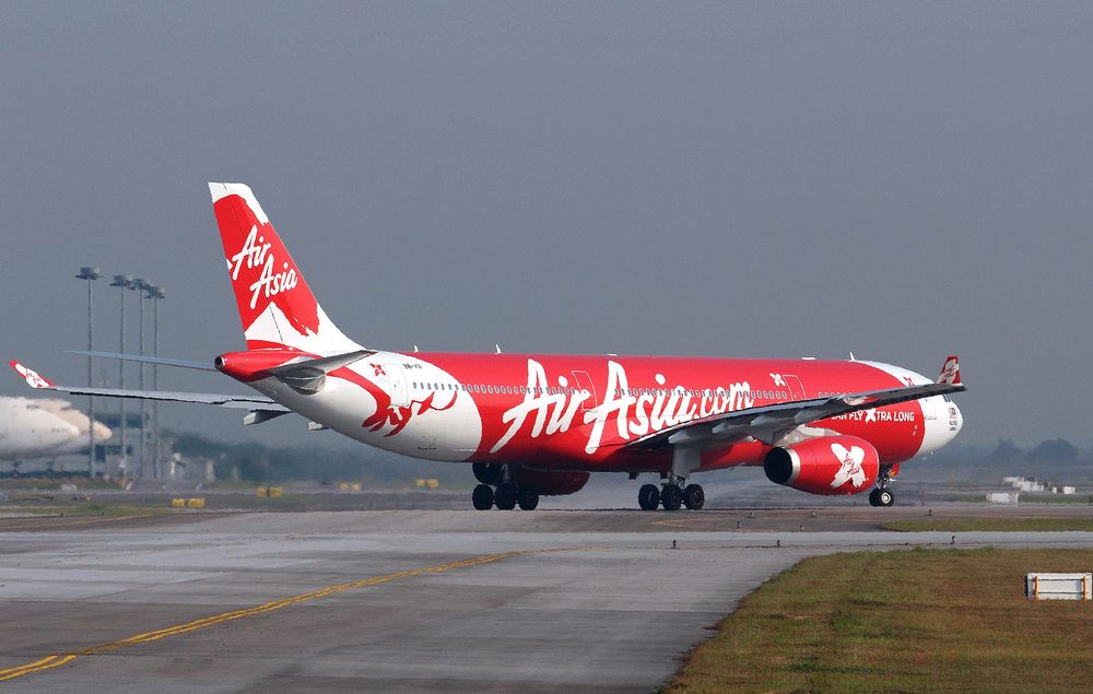 AirAsia X blames ex-local partner on late payments to Nepal's airport