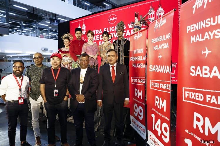 Tony Fernandes: AirAsia to break even on fixed-fare flights