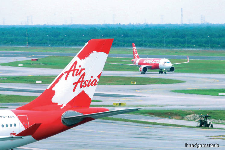 MFRS 16 effect keeps AirAsia X in the red in 3Q