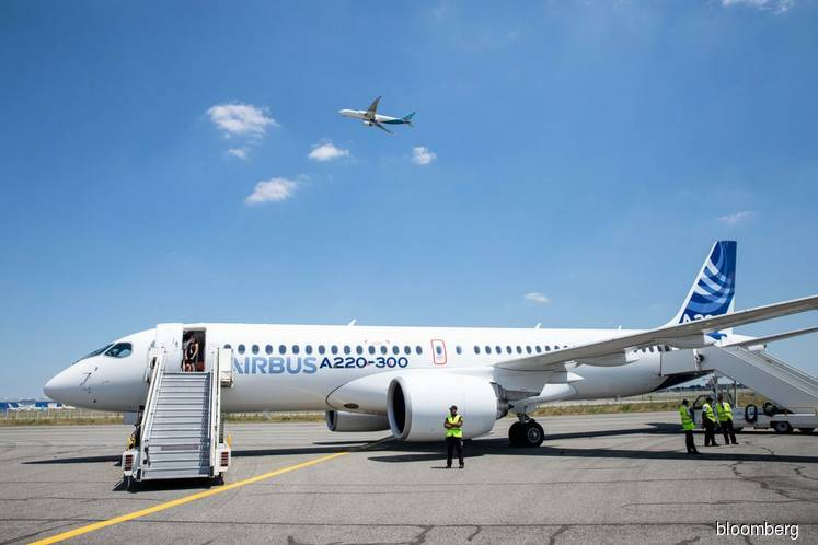 Swiss Inspects Airbus A220 Jets as Engine Snag Prompts Grounding