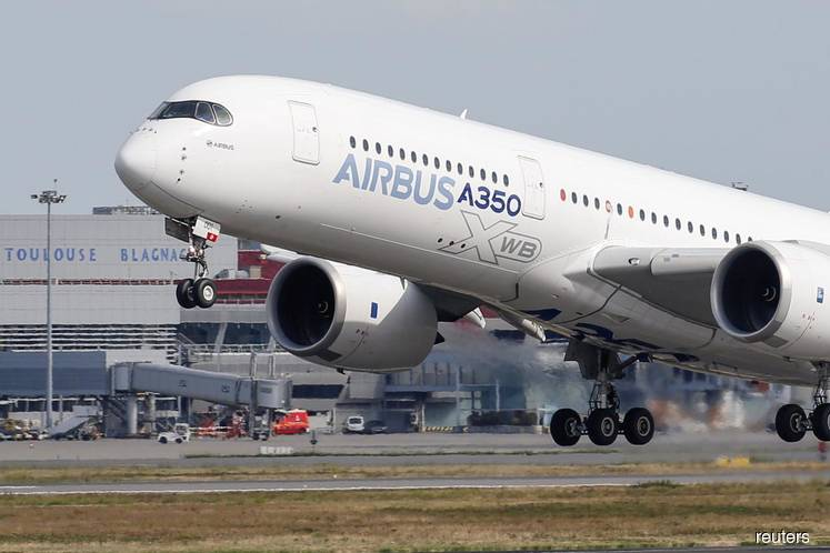 U.S. wins backing for tariffs on Europe in Airbus clash