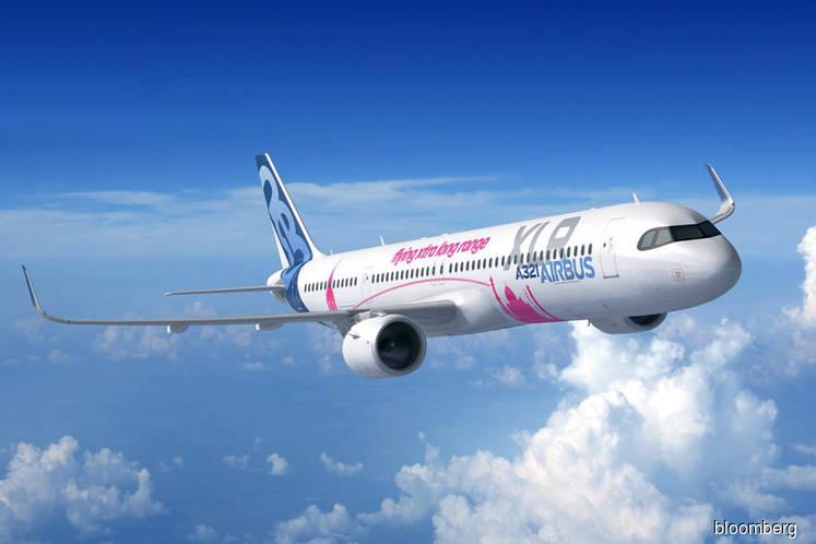 Paris Air Show: American Air orders 50 of Airbus's longest-range A321 aircraft