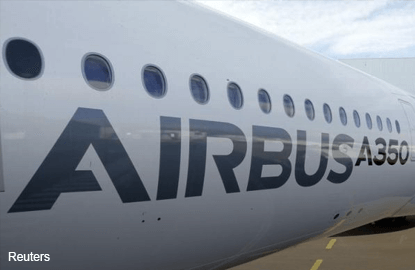 Airbus increases 2017 aircraft list prices by 1%