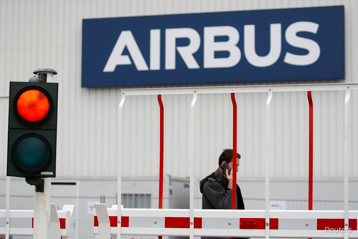 Airbus H1 deliveries hit 16-yr low despite June bounce