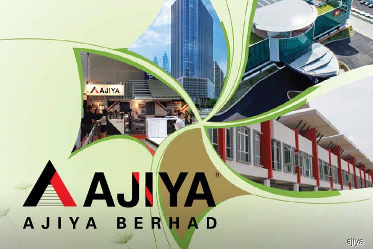 Ajiya down 3.19% as 4Q earnings fall 10.45%