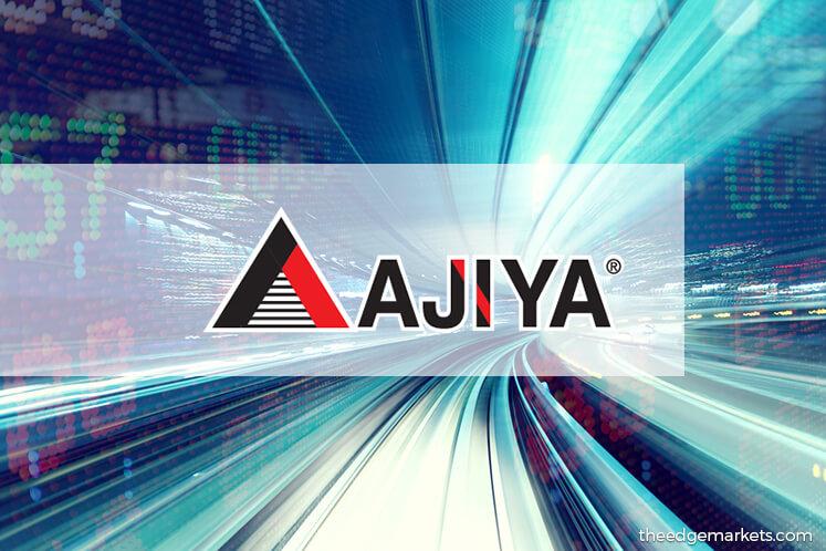 Stock With Momentum: Ajiya