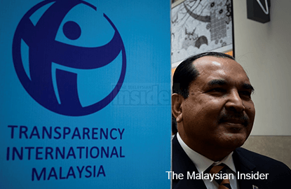 Without MACC, new task force lacks bite, says Transparency International