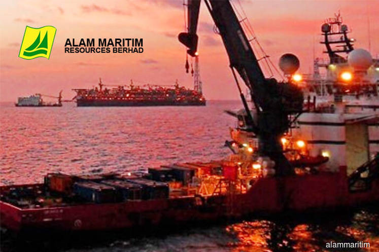 Alam Maritim most active in early trade