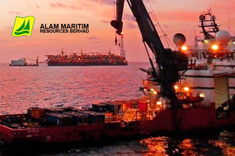 Alam Maritim's net loss widens in 3Q as revenue almost halves