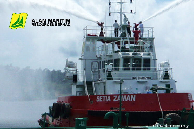 Alam Maritim rises 4% on bagging RM2.32m service order contract