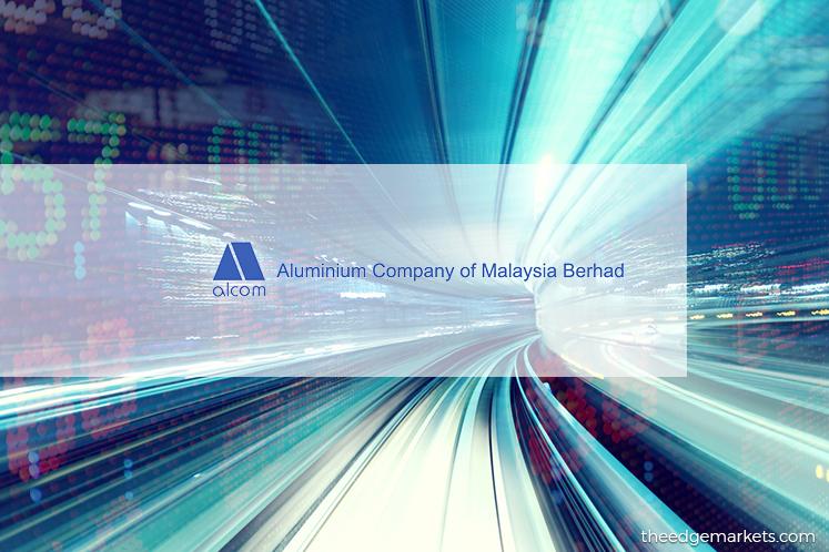 Stock With Momentum: Aluminium Company of Malaysia