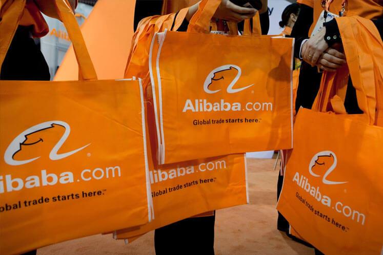 Alibaba sales surge as people shop online during lockdown