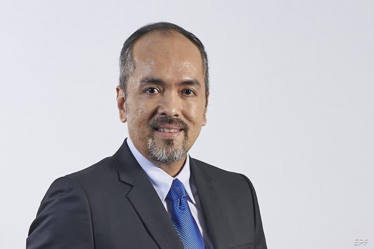 Tunku Alizakri Alias is EPF's new CEO