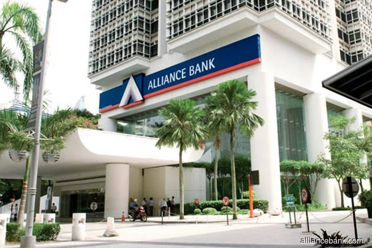 Alliance Bank shares slump after 1Q profit nearly halves