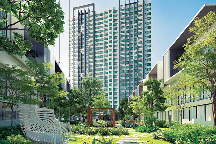 MRCB plans commercial hub after launch of Alstonia in Bukit Rahman Putra