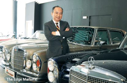 Alternative investments: A good time to collect classic cars