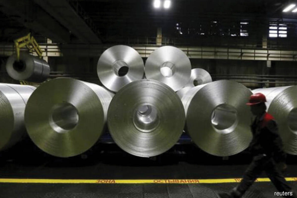 Robust demand prospects propel aluminium to 17-month peak