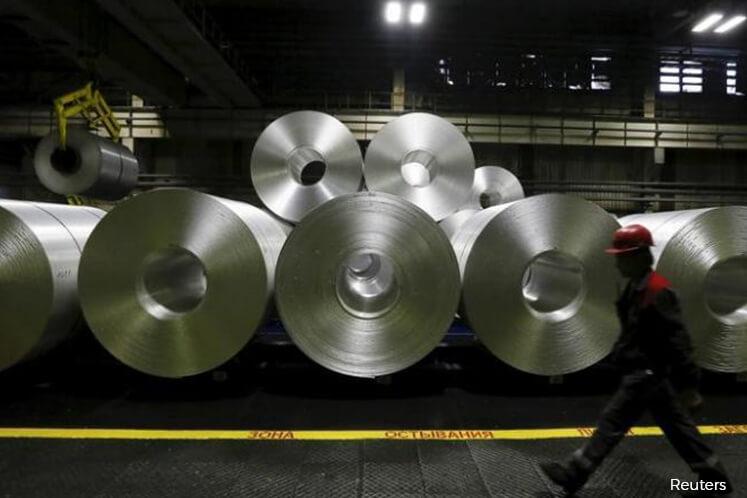 Aluminium stocks rally amid shortage concerns