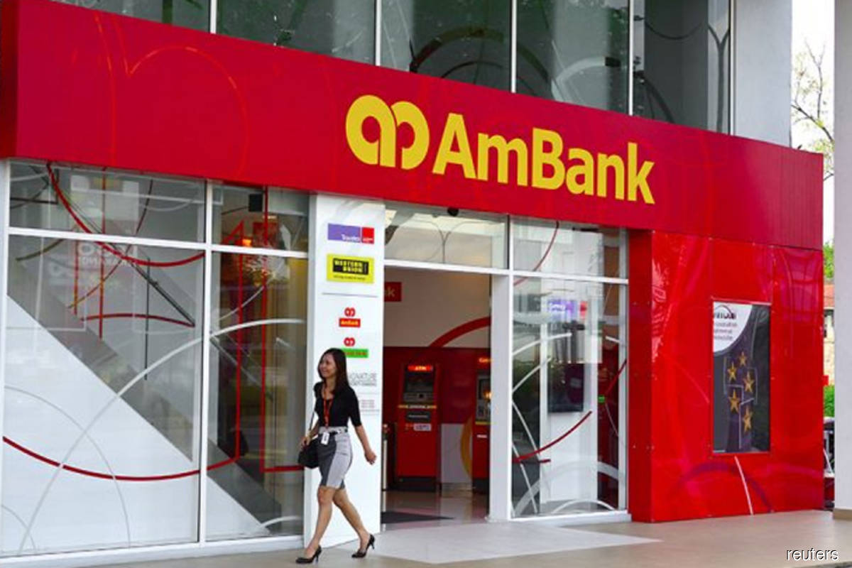 AmBank receives notifications of three more senior officers selling shares in December