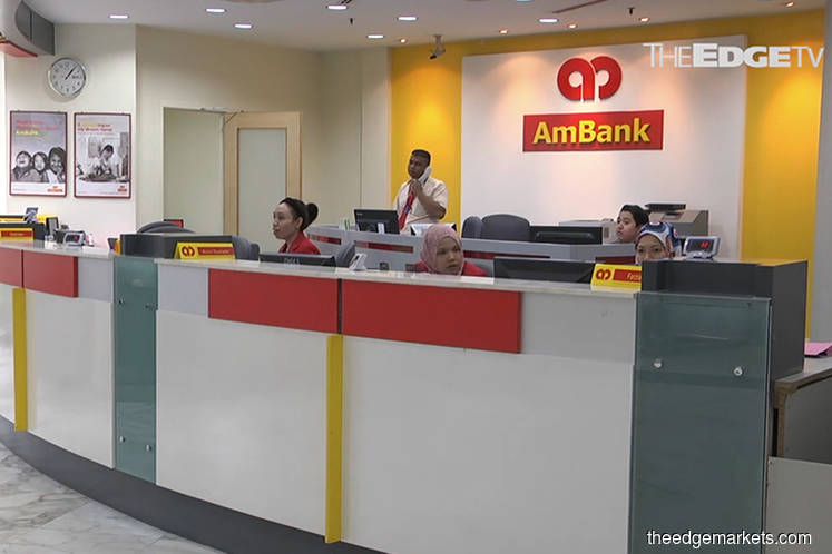 Ambank targets 6% loan growth for FY19