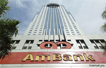 AmBank's 1Q net profit falls 37.6% on weaker non-interest income