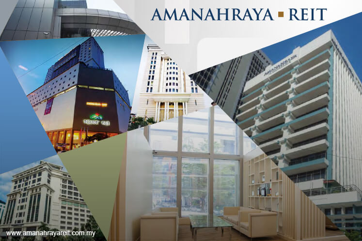 Amanahraya Reit Buys Vista Tower - Search Office KL