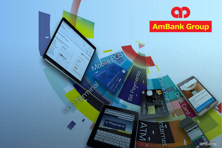 AmBank Group net profit lower in 2Q, pays 5 sen dividend