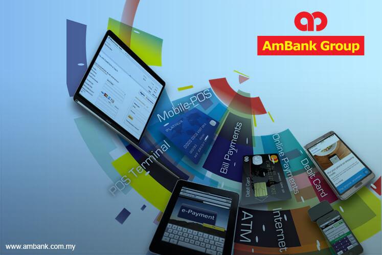 AmBank Group 4Q net profit up 20%; proposes 12.6 sen dividend