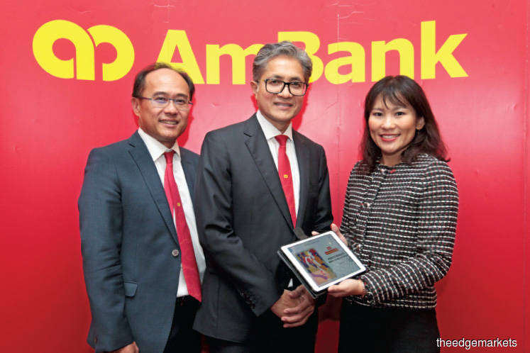 AmBank Group aims to keep loan growth at 6% in FY20