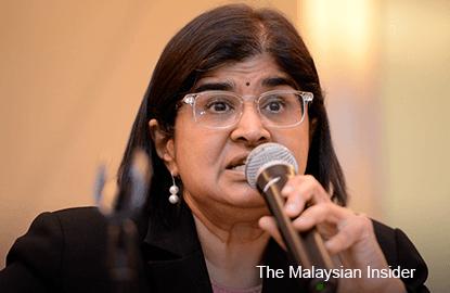 Najib's Cabinet reshuffle only compounding crisis, says Ambiga