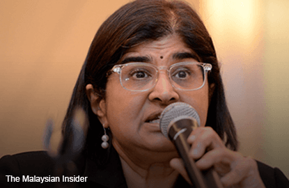 Cops can't question Charles Morais's lawyer, says Ambiga