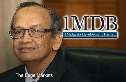 Auditor-General confident 1MDB report ready by year's end