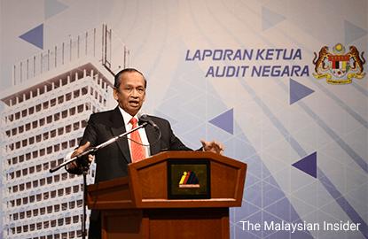 Ambrin Buang: I have no power to probe PM's bank accounts