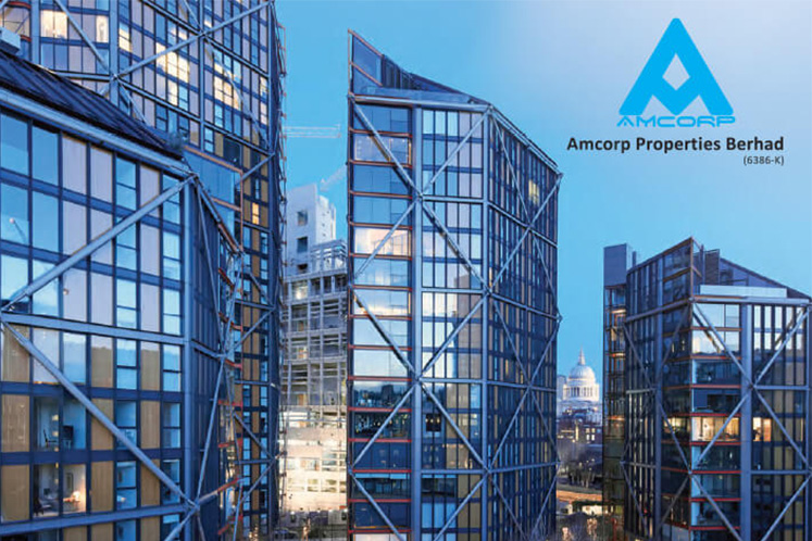Amprop in JV to buy an office building in Singapore