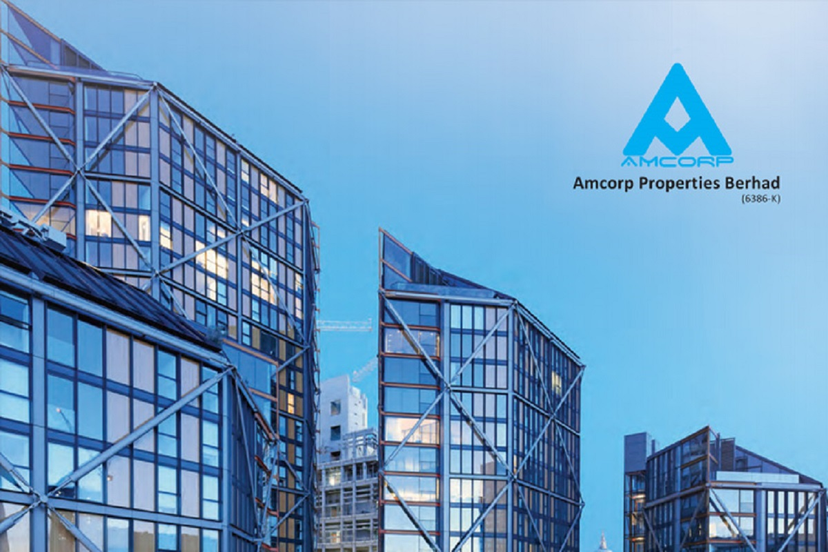 Amcorp Properties hit limit up after privatization plan