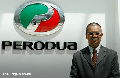 Perodua to maintain vehicle prices in near term -CEO