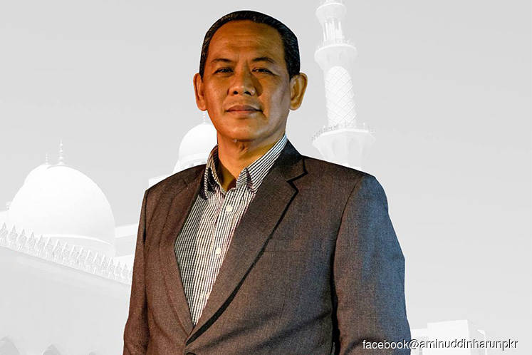 Aminuddin asks Rafizi to reconsider intention to retire from politics