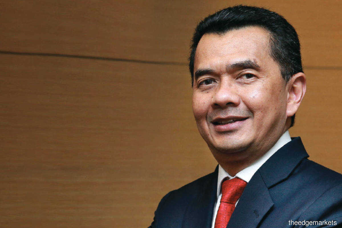 Ex-Boustead CEO Amrin Awaluddin takes over top job at LTAT