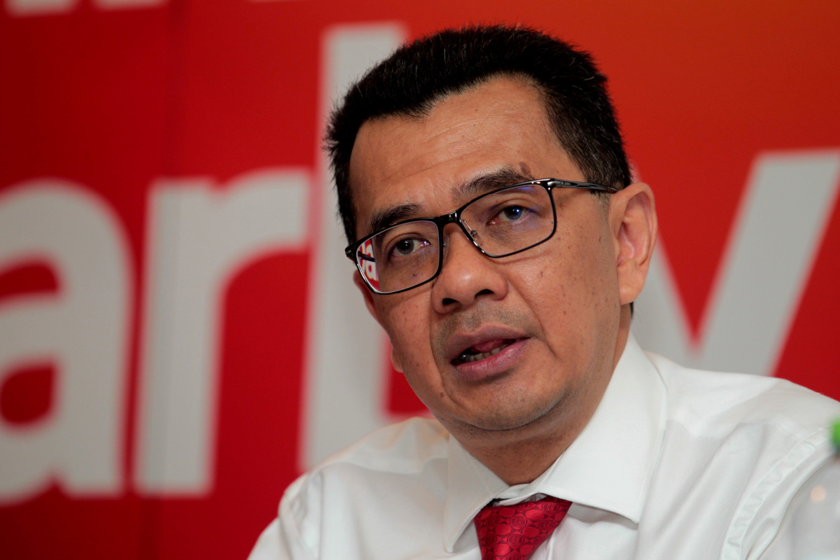 Amrin has led companies such as Sime Darby Property, Media Prima, Sistem Televisyen Malaysia and Natseven TV. (Photo by Suhaimi Yusuf/The Edge)