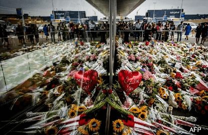 Trees to represent MH17 victims in memorial near Amsterdam airport
