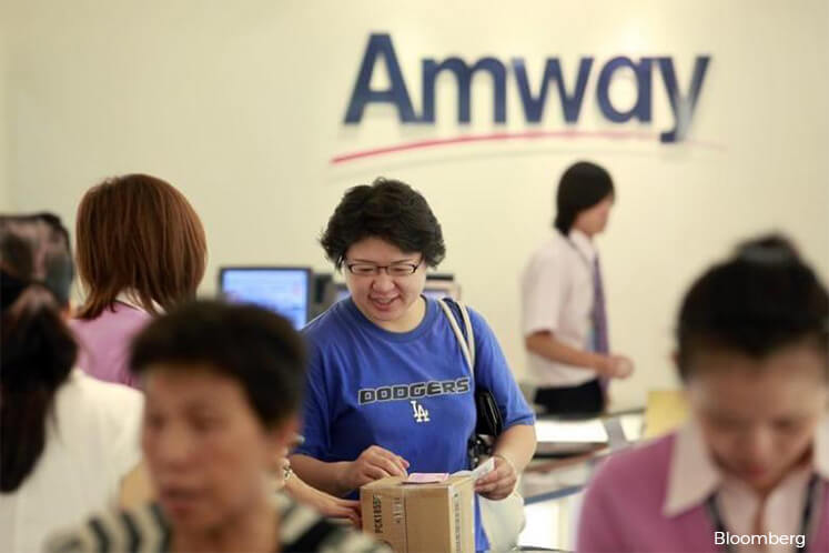 Lower provisions and spending lift Amway earnings by 139% y-o-y