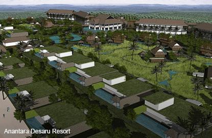 国库-美诺携手迪沙鲁项目 促大马跻身全球旅游市场