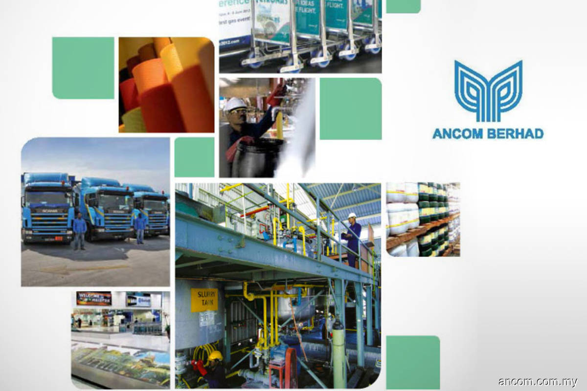 Ancom, Nylex, Ancom Logistics securities trade suspended