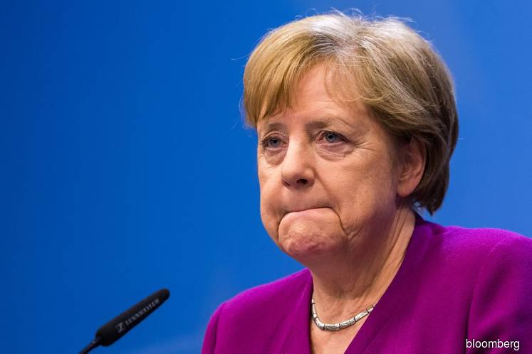 Merkel Faces Resistance to Her EU Jobs Plan From Allies and Foes
