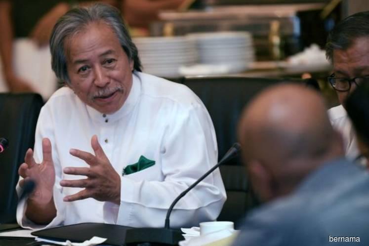 Anifah Aman confirms leaving UMNO
