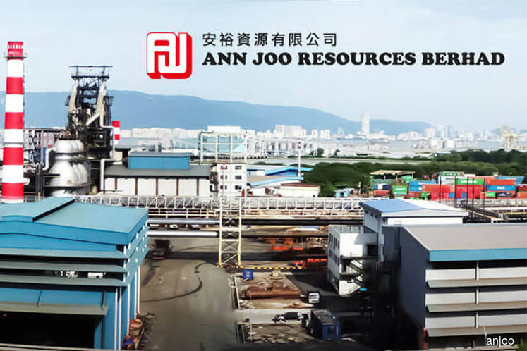 Ann Joo down while Southern Steel up on JV announcement