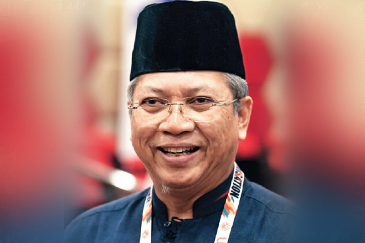 Federal Territories Minister Tan Sri Annuar Musa
