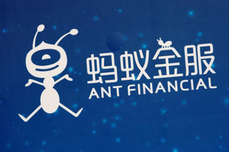China's Ant aims for US$200 bil price tag in private share sales