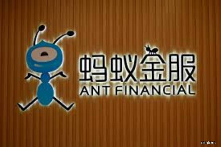 China's Ant Financial amasses 50 mil users, mostly low-income, in new health plan