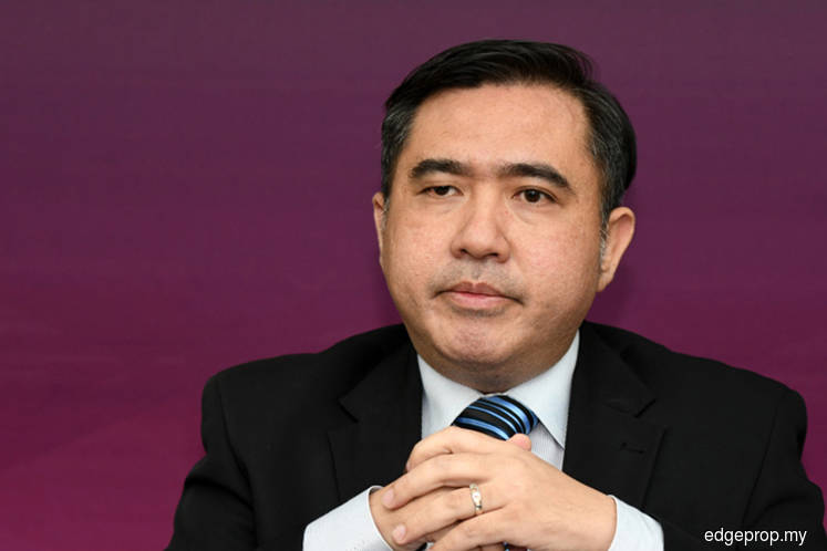 Anthony Loke: Transport Ministry to increase Skypark Link ridership